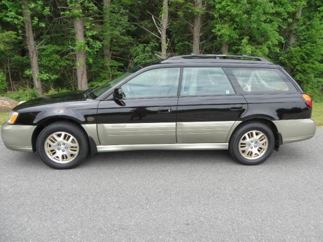 2003 Subaru Legacy Wagon 5dr Outback H6 Ll Bean Edition
