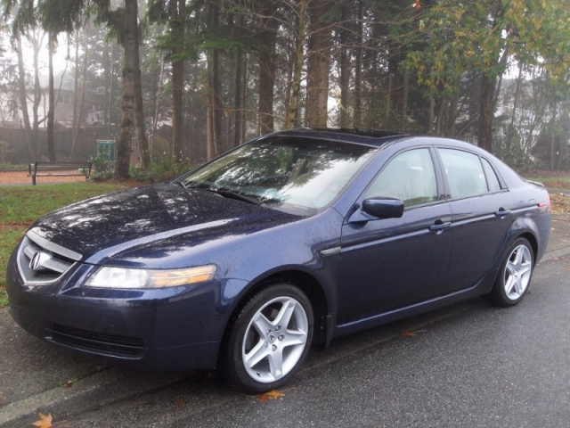 aspec acura pages tl cartype