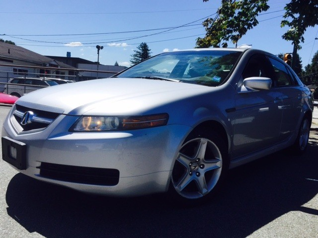 Acura TL Dr Sdn AT Fully Loaded With Navigation Sunroof Etc - 2005 acura tl navigation