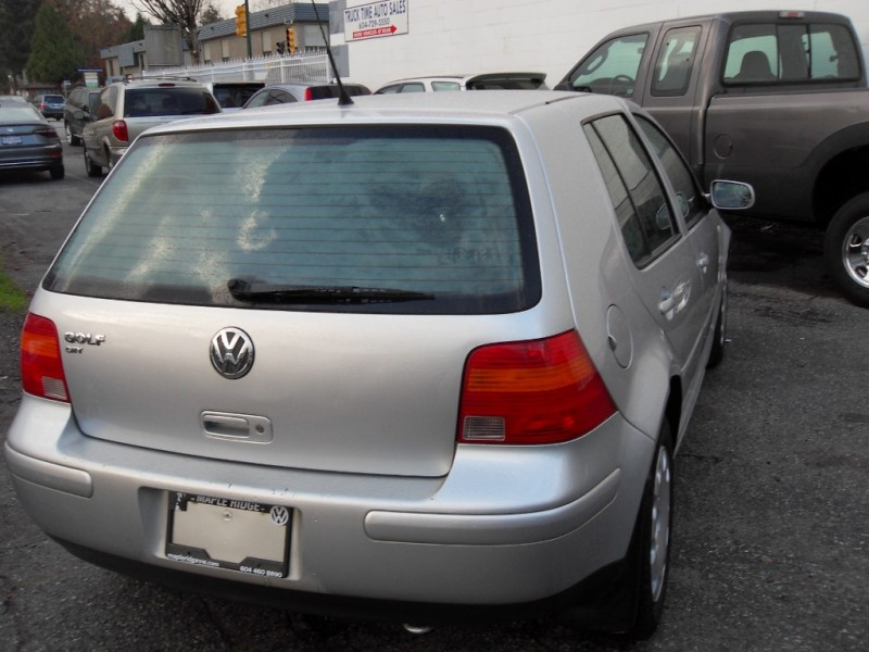 Volkswagen Golf City 2007 price $3,900