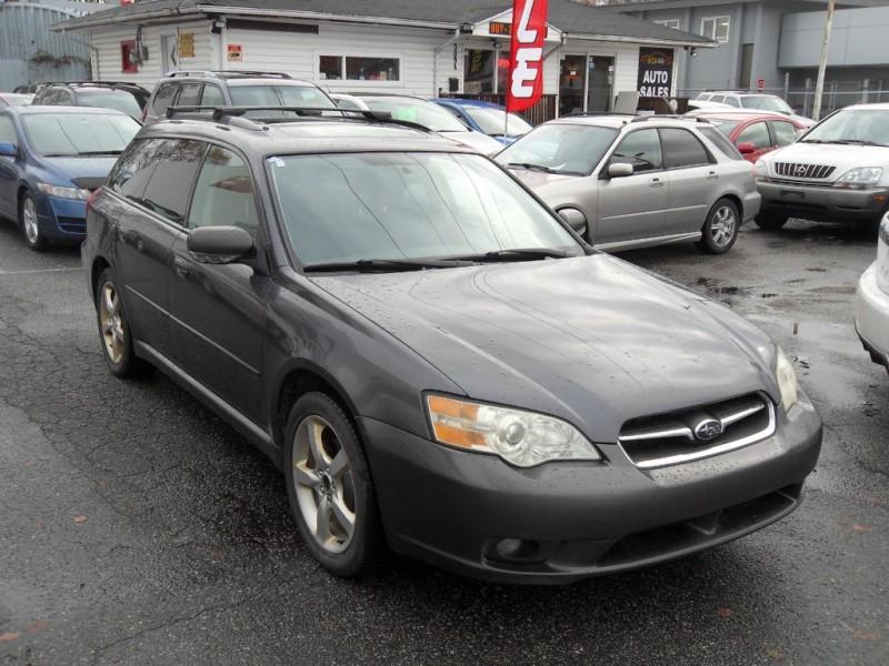 Subaru Legacy Wagon 2007 price $2,999