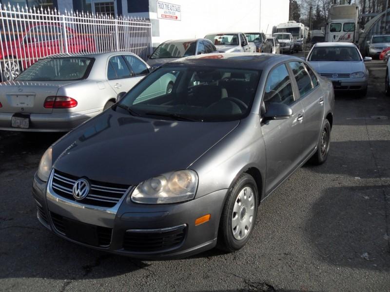 Volkswagen Jetta Sedan 2007 price $3,999