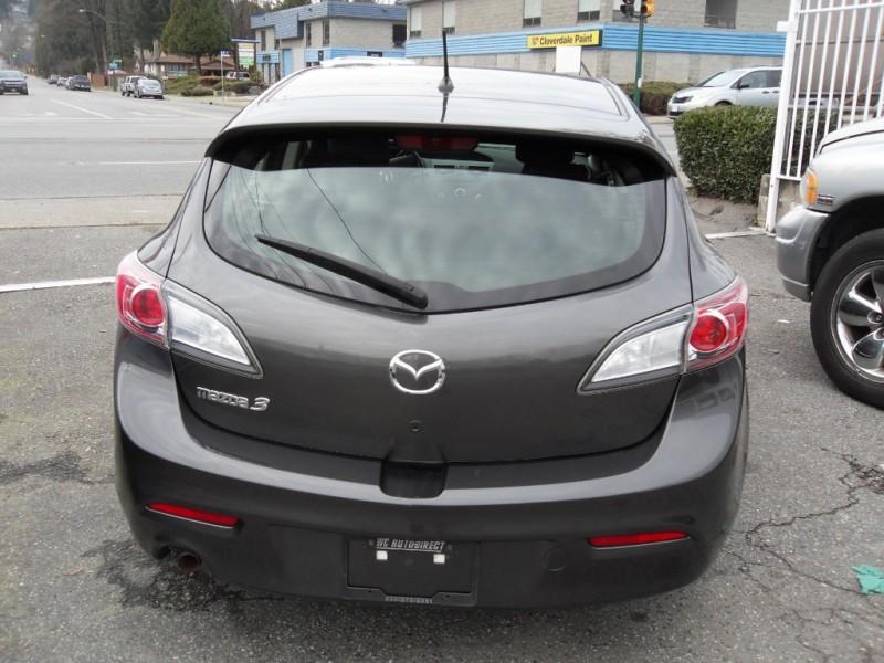 2012 Mazda Mazda3 4dr HB Sport Man GX
