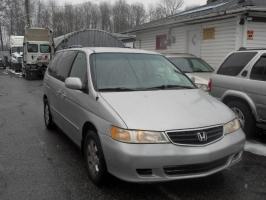 Honda Odyssey 2002