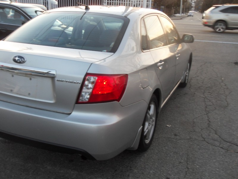 Subaru Impreza sedan 2010 price $6,599
