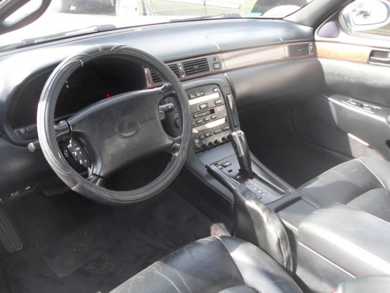 Lexus SC 400 1995 price $5,990