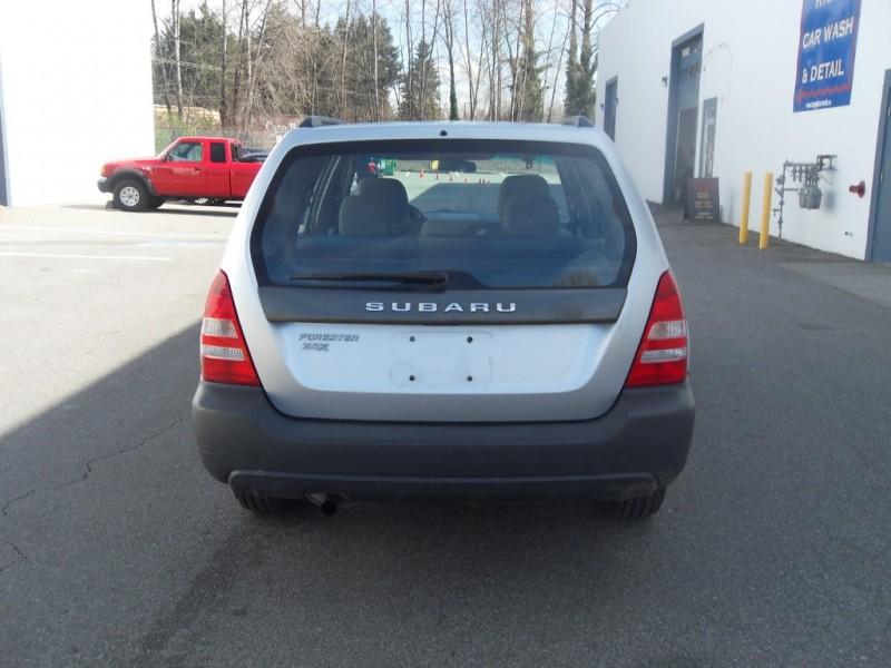 Subaru Forester 2005 price $6,899