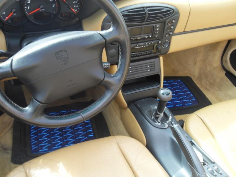 Porsche Boxster 1999 price $8,499