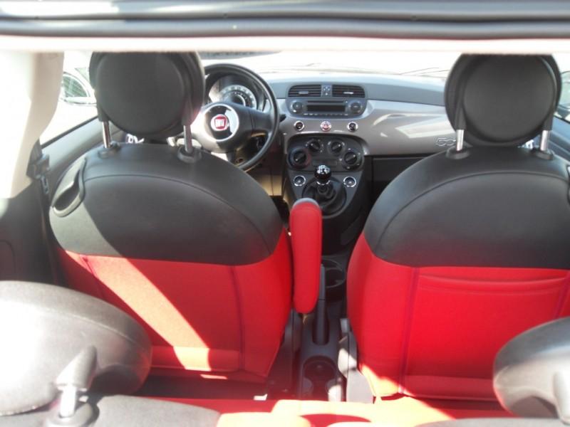 Fiat 500 2013 price $5,499