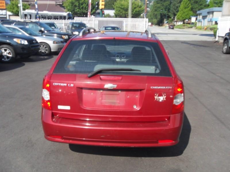 Chevrolet Optra Wgn 2005 price $2,899
