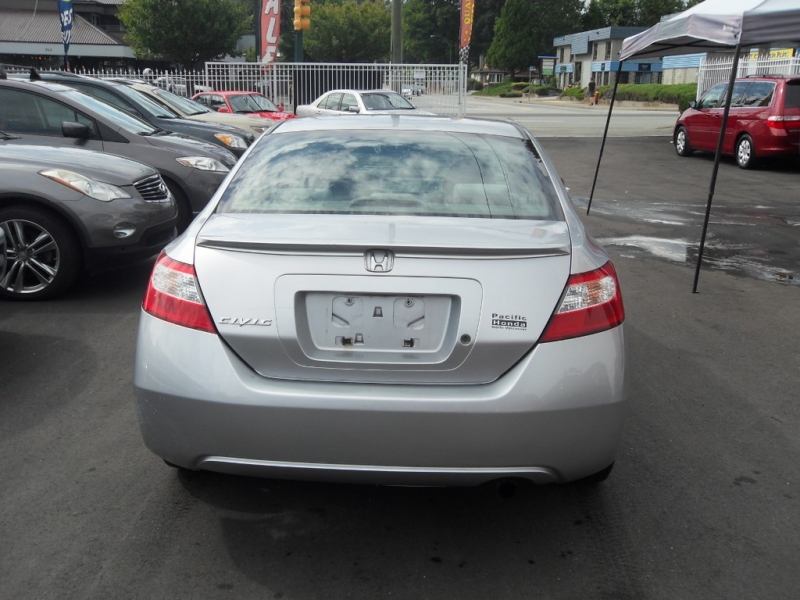 Honda Civic Cpe 2006 price $6,499