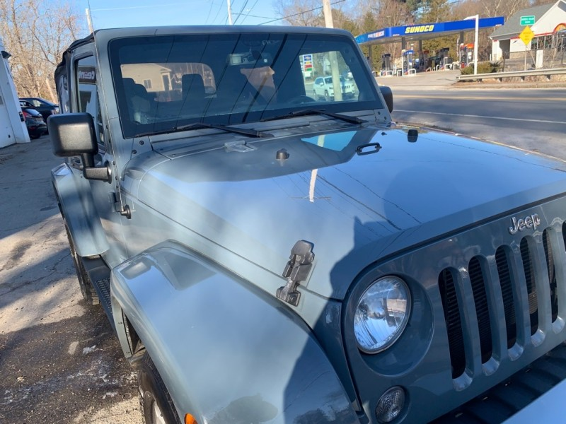 JEEP WRANGLER 2014 price $13,499