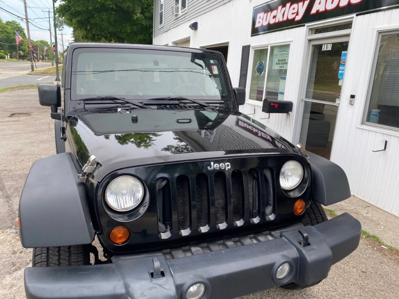 JEEP WRANGLER 2008 price $10,999