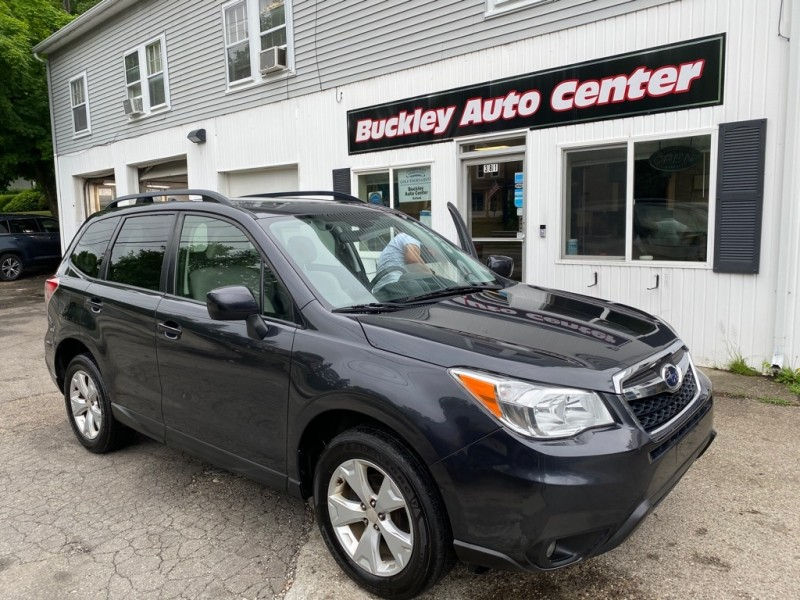 SUBARU FORESTER 2016 price $11,499