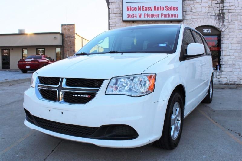 2012 Dodge Grand Caravan 4dr Wgn Sxt Inventory Nice N