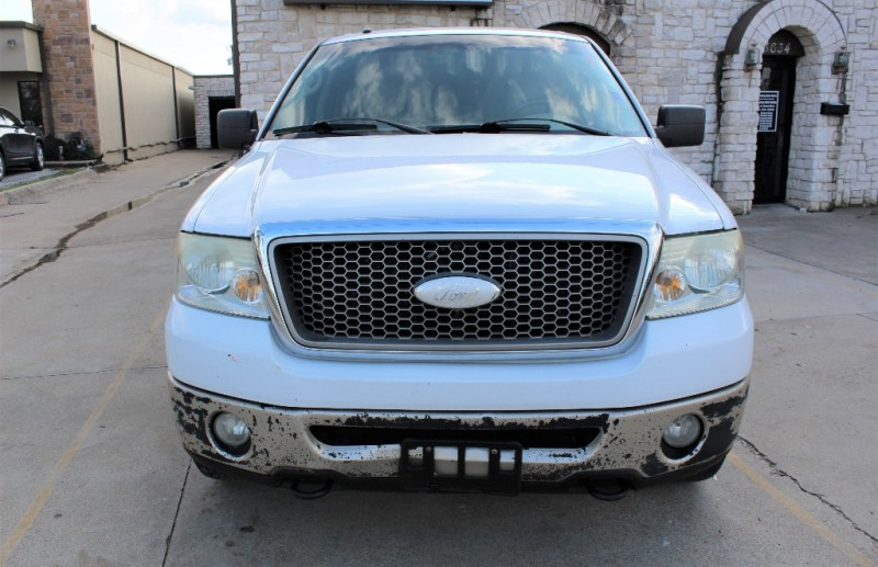2008 Ford F 150 4wd Supercrew 139 Xlt Inventory Nice N