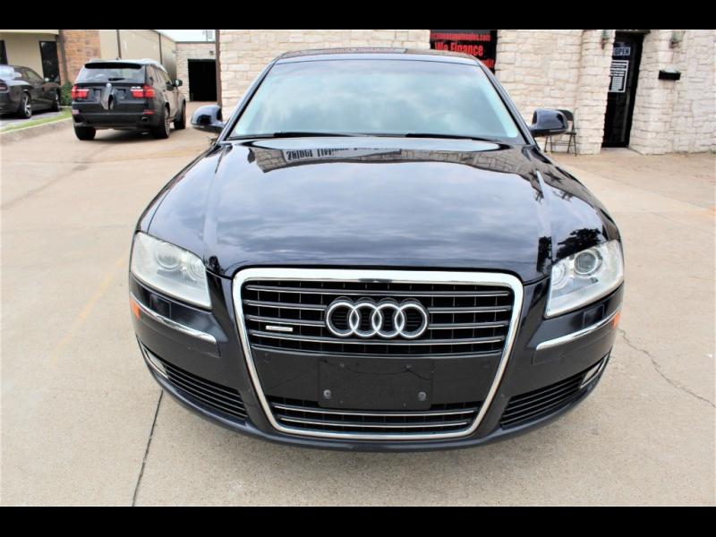 Audi A8 L 2009 price $8,999
