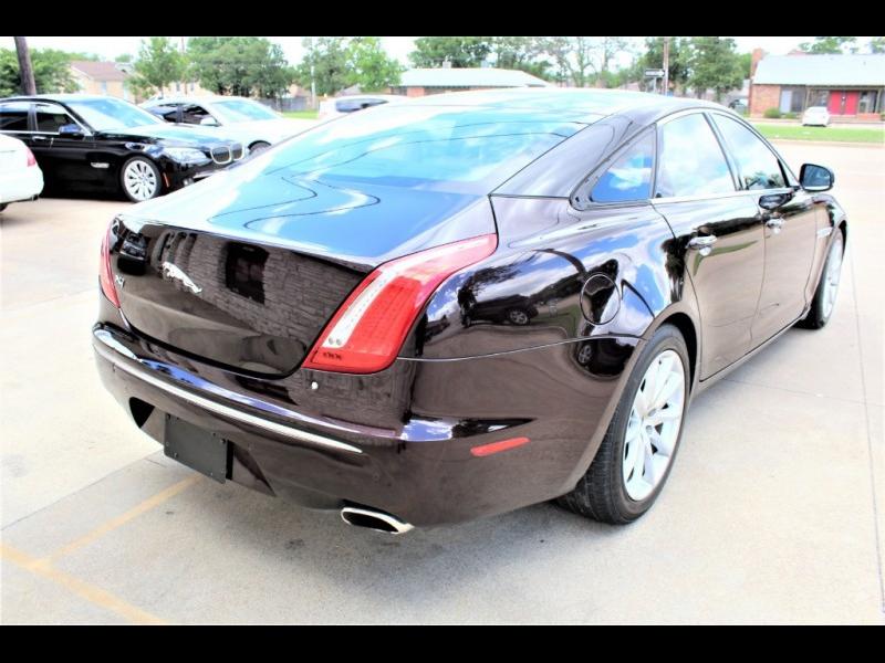 Jaguar XJ 2011 price $14,499