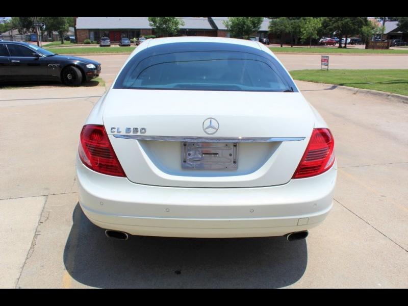 Mercedes-Benz CL-Class 2007 price $9,499