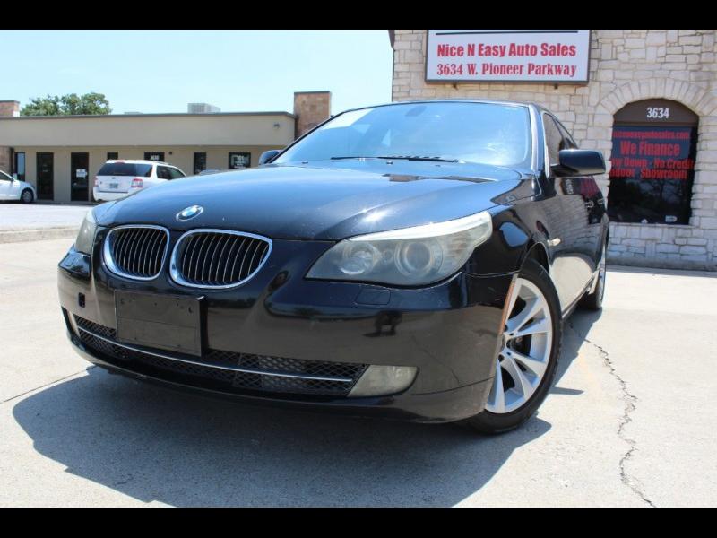 BMW 5-Series 2010 price $5,999