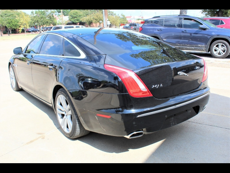 Jaguar XJ 2011 price $10,499