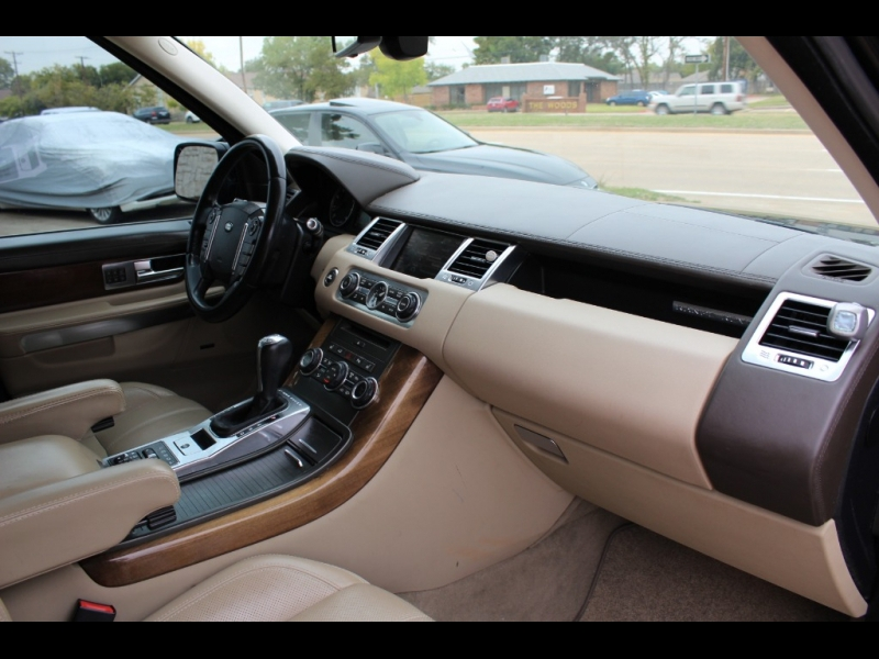 Land Rover Range Rover Sport 2013 price $13,499