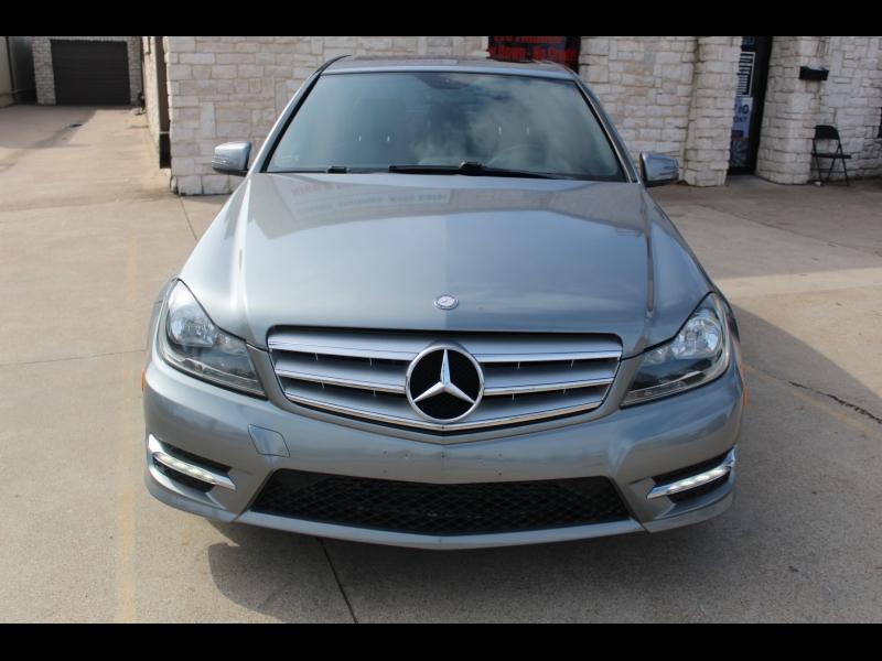 Mercedes-Benz C-Class 2014 price $12,499