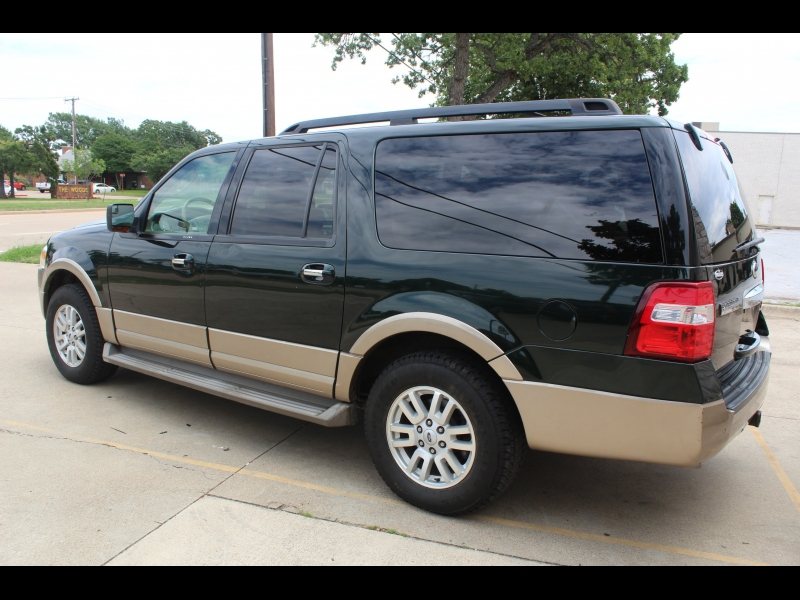 Ford Expedition EL 2013 price $8,700