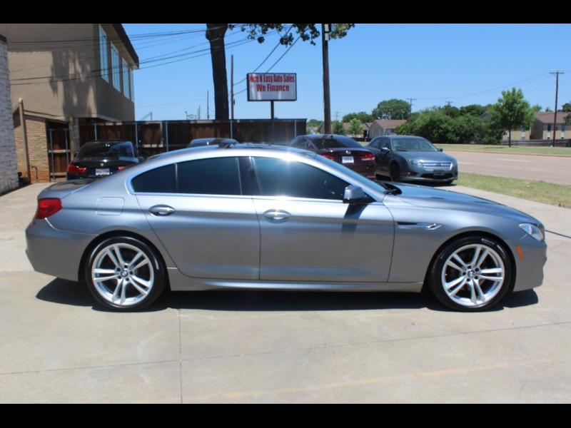 BMW 6-Series 2013 price $19,499