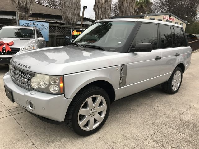 Land Rover Range Rover 2007 price $10,250