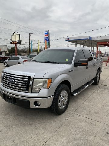Ford F150 SuperCrew Cab 2012 price $15,500
