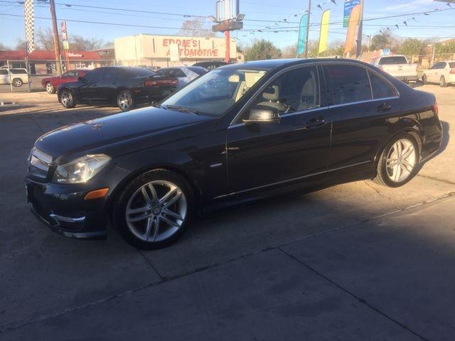 Mercedes-Benz C-Class 2012 price $9,000