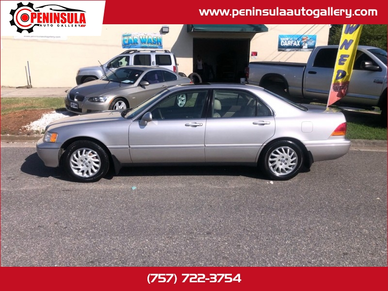 ACURA 3.5RL 1998 price Call for Pricing.