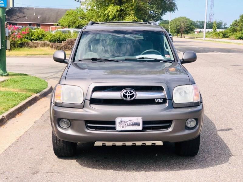 TOYOTA SEQUOIA 2005 price $6,650