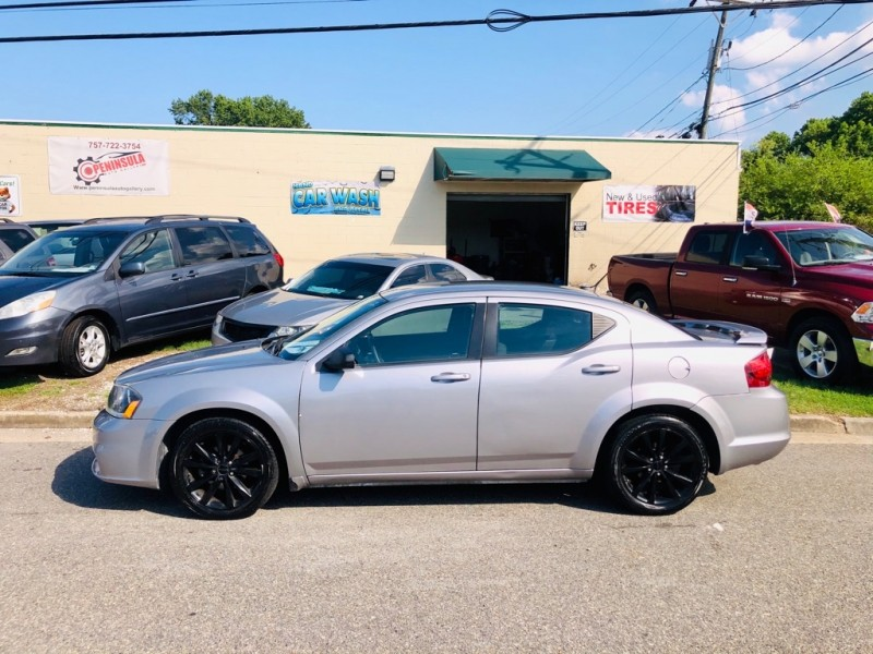 DODGE AVENGER 2014 price $6,650