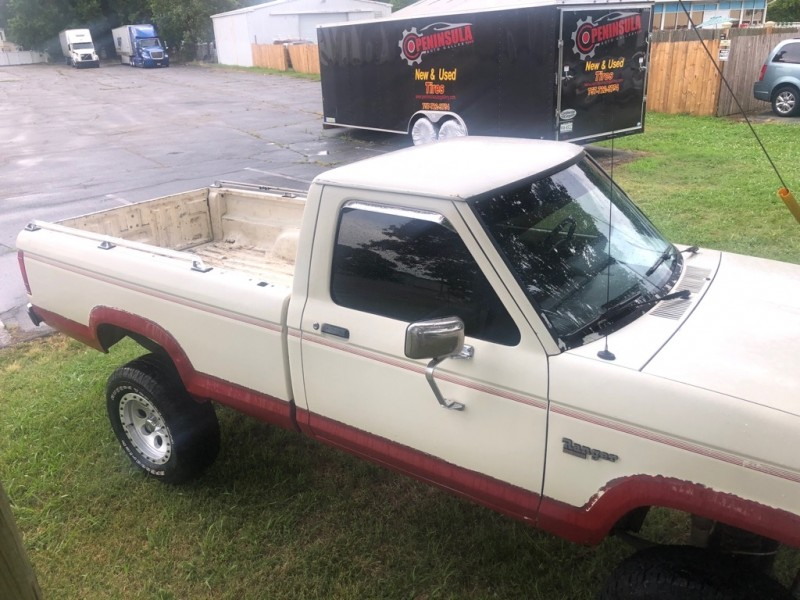 FORD RANGER 1988 price $3,700