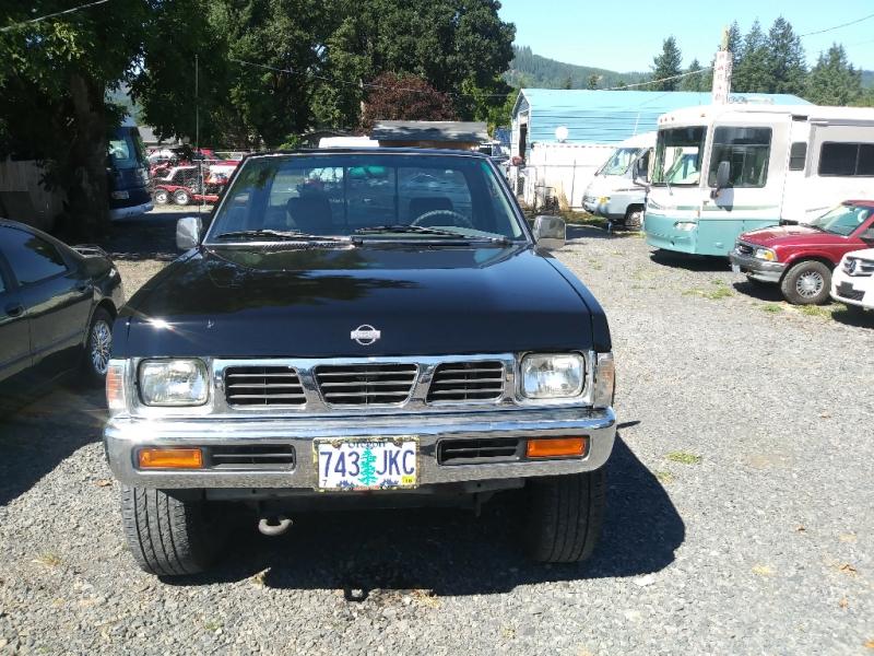 1997 Nissan PU