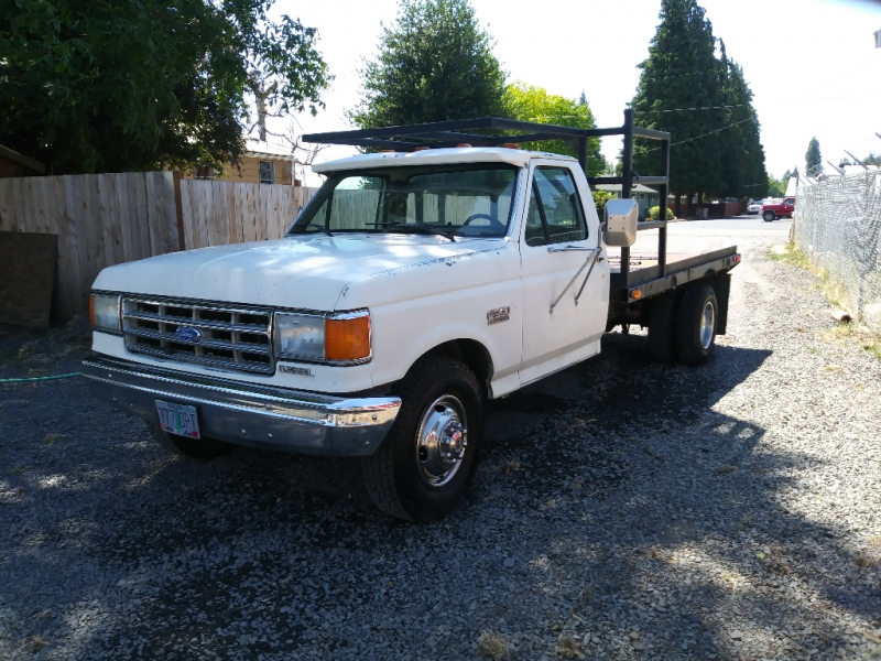 1989 Ford 1 Ton Trucks