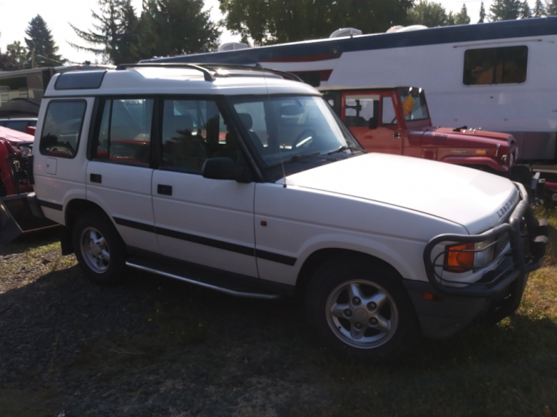 1996 Land Rover Discovery
