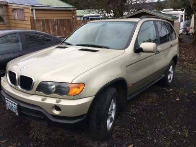 BMW X5 Series 2001
