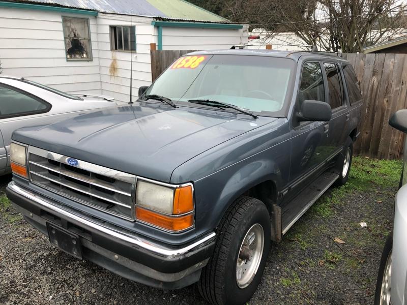 1993 Ford explorer