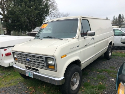 Ford van 1990