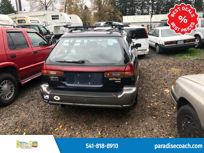Subaru Legacy Wagon 1998 price $2,499