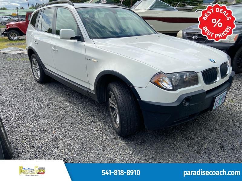 BMW X3 2005 price $4,999