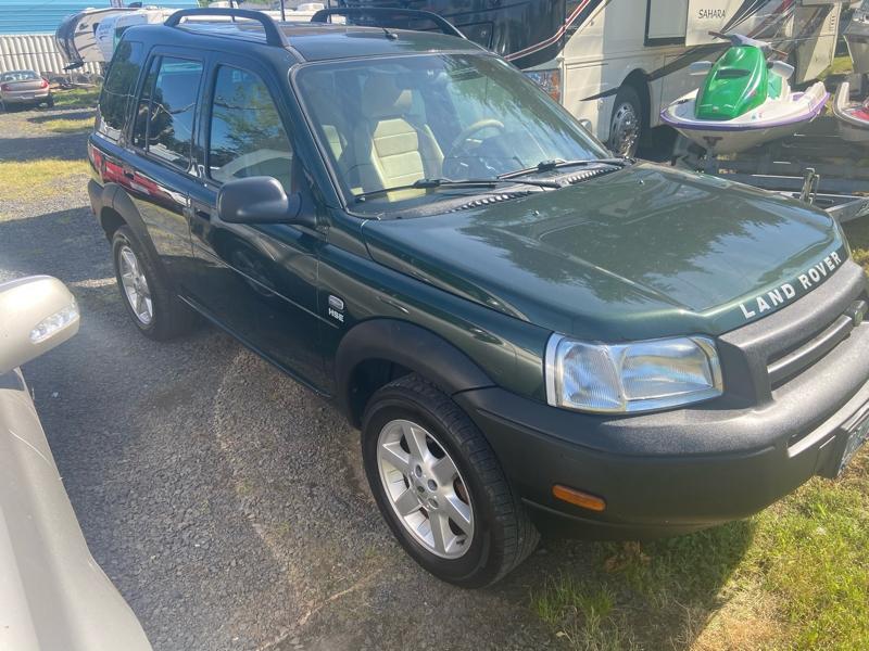 Land Rover Freelander 2003 price $3,800