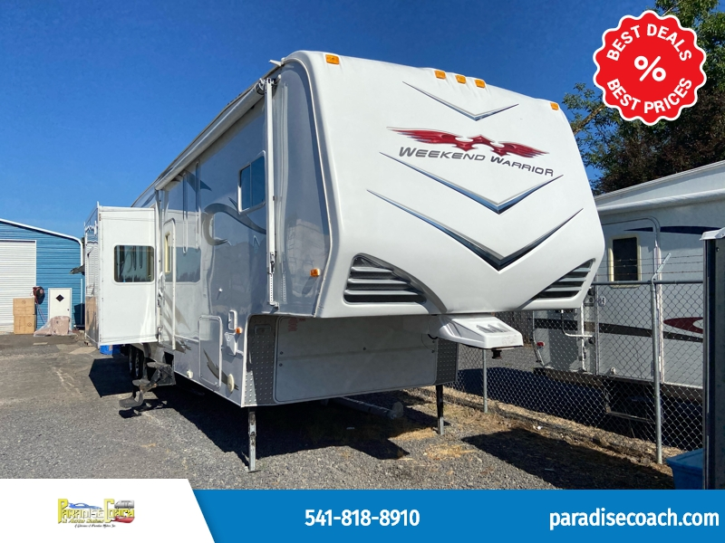 Weekend Warrior 4005 2009 price $27,855