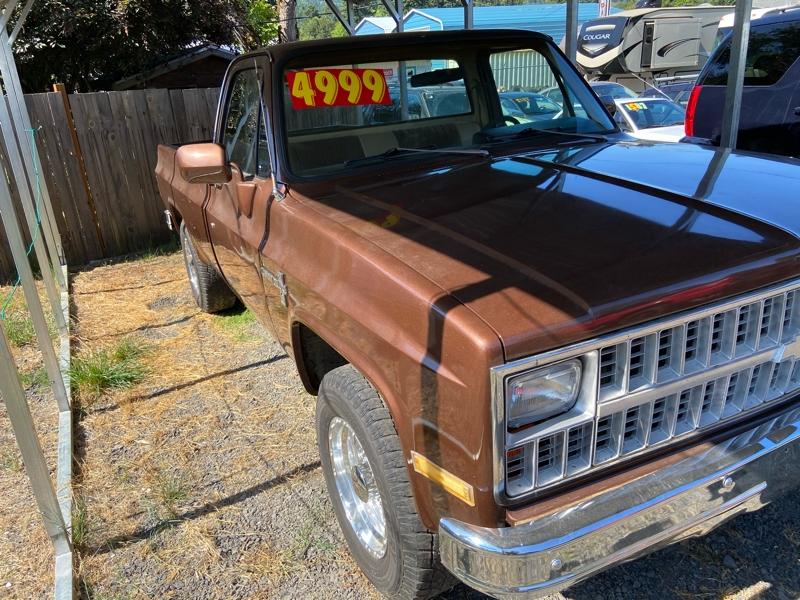 Chevrolet Pickup 1982 price $5,499