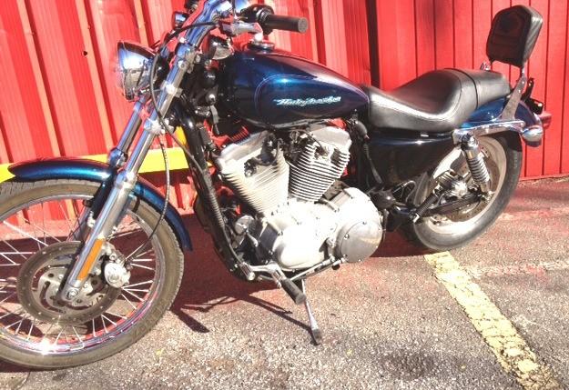 - SPORTSTER 833 2005 price $2,995