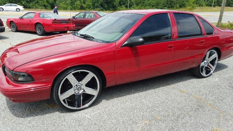 Chevrolet Impala 1995 price $14,950