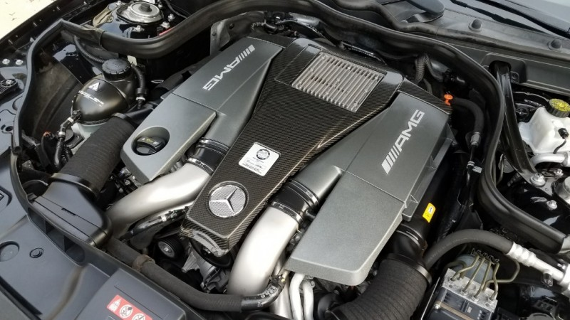 Mercedes-Benz CL63 AMG Performance Package 2012 price $46,950